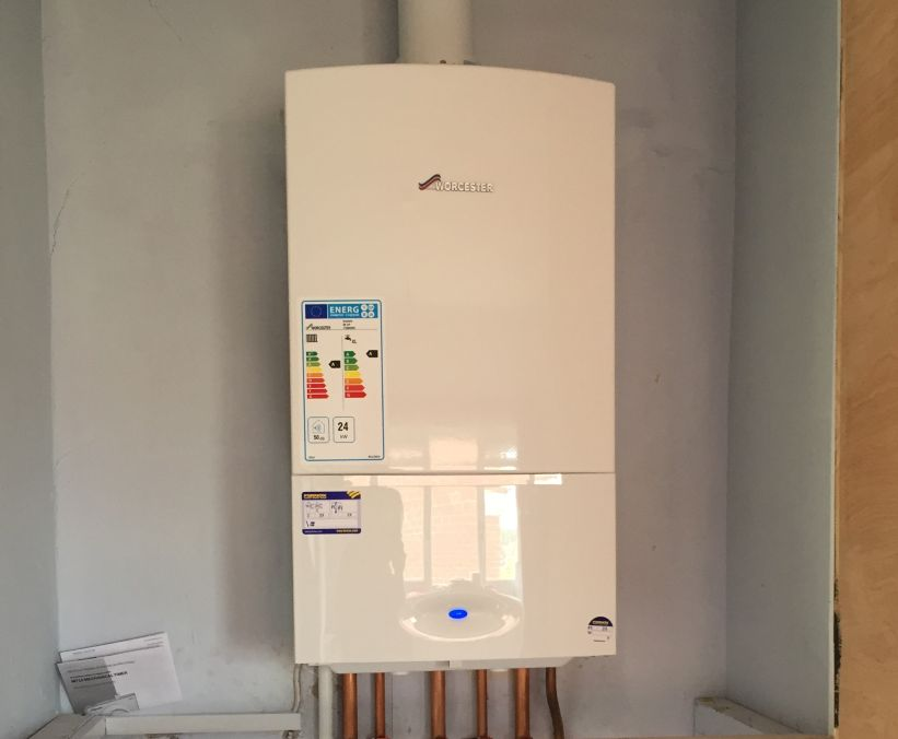 worcester boiler installation in st albans